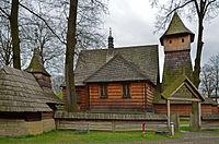 Binarowa, kościół św. Michała Archanioła (2).jpg