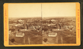 Bird's-eye view from the Observatory. George's Hill, Fairmont Park, by Cremer, James, 1821-1893.png