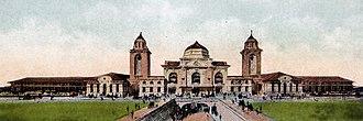 P. Thornton Marye - Image: Birmingham Terminal Station (1909)