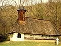 """Biserica de lemn """"Adormirea Maicii Domnului""""- Gâltofani.JPG"""