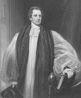 Daniel Wilson (bishop) Bishop of Calcutta