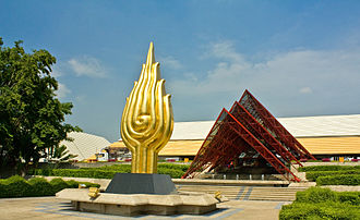 Miss Universe 1992 - Queen Sirikit Convention Center in Bangkok