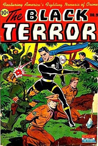 Black Terror - Image: Black Terror 0901