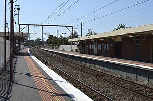 Blackburn railway station, Melbourne