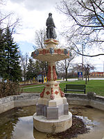 Blacksmith Fountain