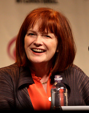 Blair Brown - Brown at Wondercon in March 2012.
