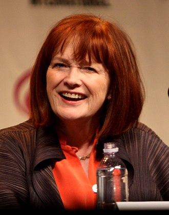 Blair Brown - Brown at Wondercon, March 2012