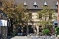 Blaue Ente - Mühle Tiefenbrunnen2011-08-21 13-23-34.JPG