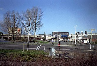 Royal FloraHolland - FloraHolland location in Aalsmeer.