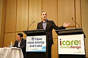 Bob Brown lays out the Green's climate change policies in the lead-up to the 2007 federal election