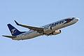 Boeing 737-86N OK-TVA Travel Service (6662207225).jpg