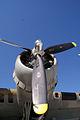 Boeing B-17G-85-DL Flying Fortress Nine-O-Nine LInboardEngine Tall CFatKAM 09Feb2011 (14983561832).jpg