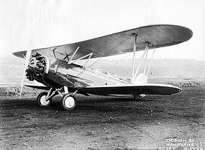 Boeing Model 95 - Image: Boeing Model 95 Dec 1928