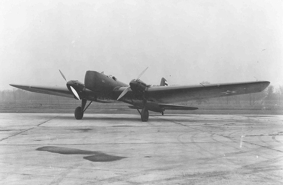 Boeing Y1B-9 with Conqueror engines (060421-F-1234P-039)