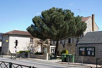 Boissy-le-Cutté - The town hall of Boissy-le-Cutté