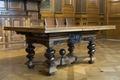 Bord i matsalen. Barockstil - Hallwylska museet - 107083.tif