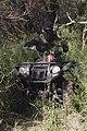 Border Patrol Agent Patrols South Texas Border on an All Terrain Vehicle (ATV) (11934564303).jpg