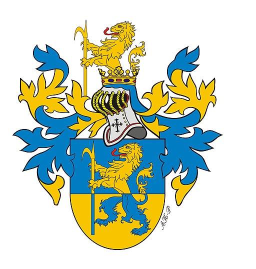Bosak - coat of arms (1826, Hauke)