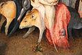 Bosch (o copia da), tentazioni di s. antonio, 1500 ca. 34.JPG