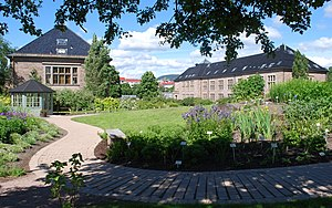 University Botanical Garden (Oslo) - The University Botanical Garden
