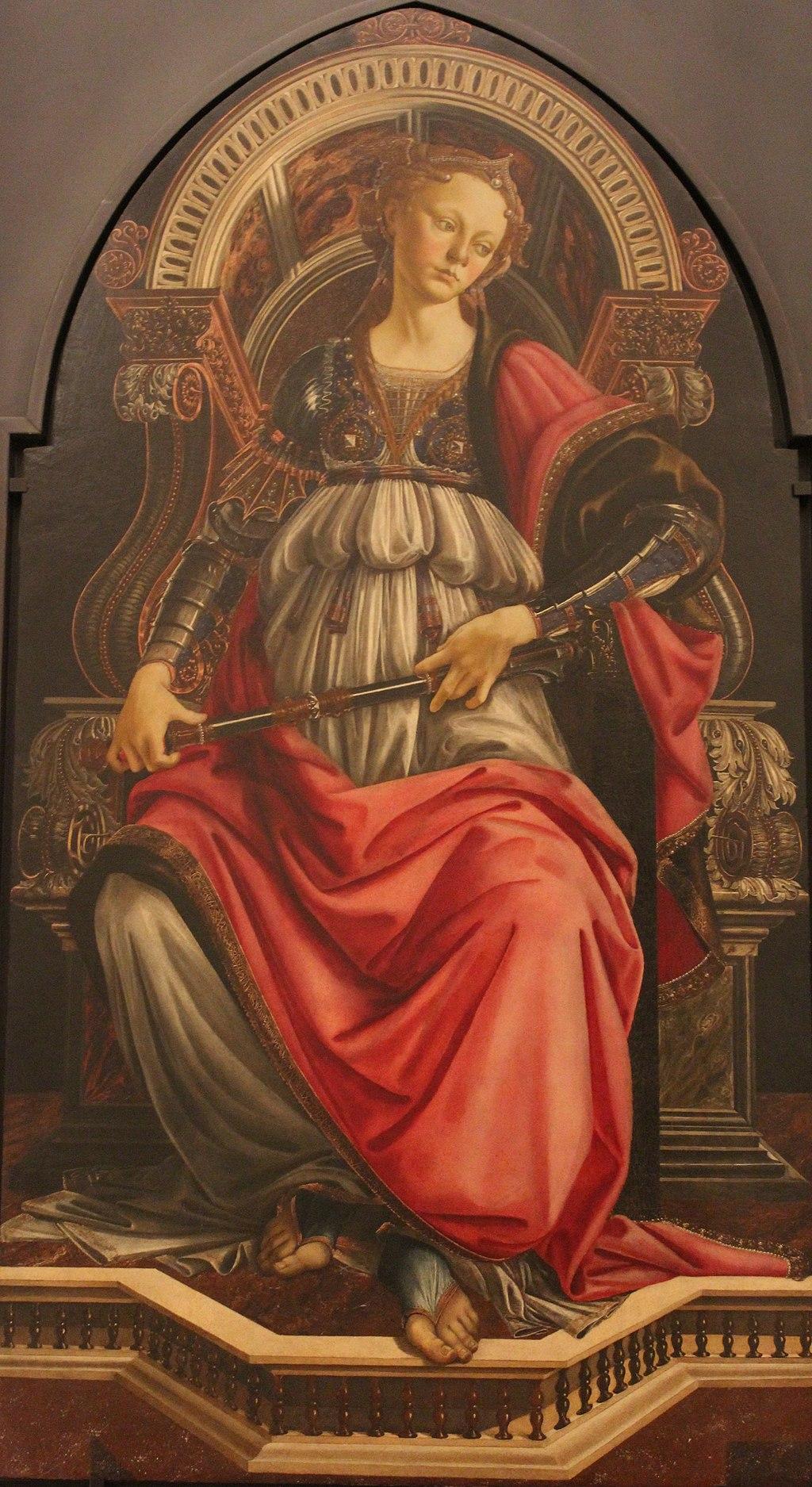 Botticelli - Fortitude