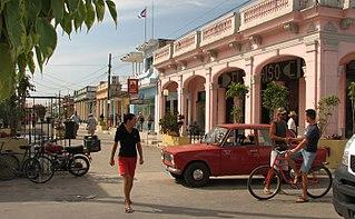 Camajuaní Municipality in Villa Clara, Cuba