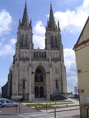 Bourbon-Lancy - Eglise du Sacré Coeur