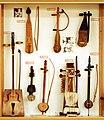 Bowed string instruments (2) Rebab, Sarangi - Soinuenea.jpg