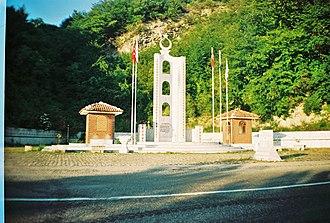 Bozkurt, Kastamonu - Image: Bozkurt, Kastamonu cemetery