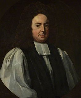 Richard Kidder British bishop