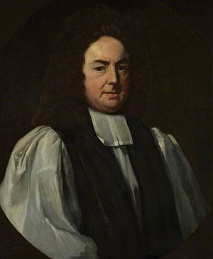 Richard Kidder - Richard Kidder, Bishop of Bath and Wells