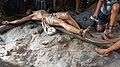 Braga, Bom Jesus do Monte, Capela da Crucificação, detail.jpg