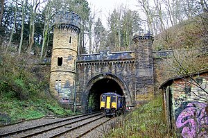 Leeds Northern Railway - Bramhope Tunnel