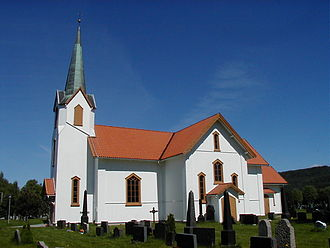 Brandval - Brandval Church