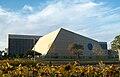 Brasilia DF Brasil - STJ, Superior Tribunal de Juatiça, Auditorio, vista externa - panoramio.jpg