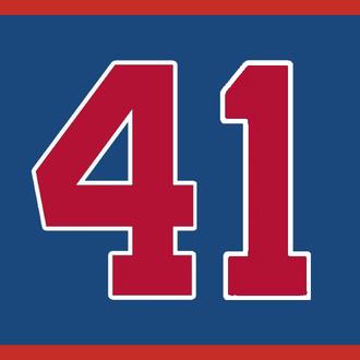 Eddie Mathews - Image: Braves Retired 41