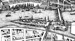 Teerhof - The Teerhof c. 1640