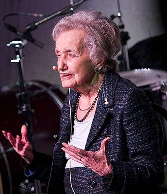 Brenda Milner - Milner at TEDxMcGill, 2011