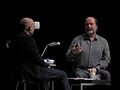 Brian Eno, Danny Hillis by Pete Forsyth 32.jpg