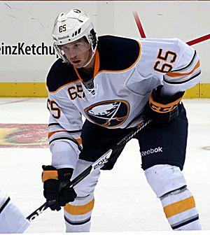 Brian Flynn (ice hockey) - Flynn in October 2013.