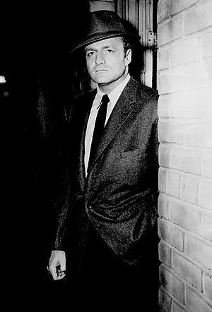 Crusader (TV series) - Brian Keith as Matt Anders, 1955