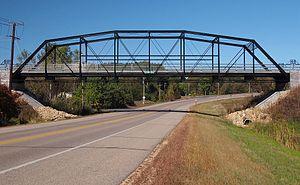 National Register of Historic Places listings in Washington County, Minnesota - Image: Bridge No. 5721