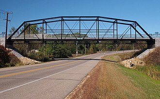 National Register of Historic Places listings in Washington County, Minnesota - Image: Bridge No. 5721