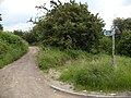 Bridleway to Horbury - geograph.org.uk - 846956.jpg