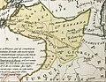Brion de La Tour. Carte de l'empire Ottoman par la paix entre les russes et les turcs, par un traité entre la M. d'Autriche et le G. seigneur. 1775.B.jpg