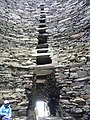 Broch of Mousa - interior - geograph.org.uk - 970891.jpg