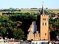 Brodnica, Polska. Widok z wieży dawnego zamku Krzyżackiego - panoramio.jpg