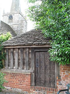 Bromham Wilts lockup Doug Lee.jpg