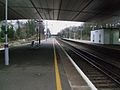 Bromley South stn fast westbound platform looking east2.JPG