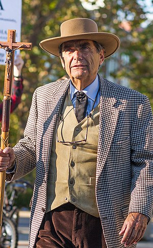 Brother Jed - Image: Brother Jed on Speakers Circle (Oct 2014)